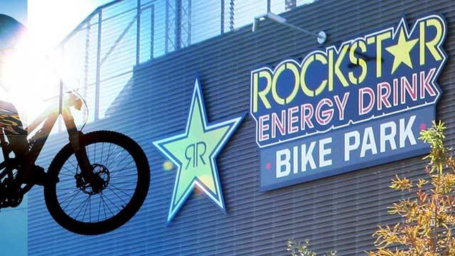 BMX Rockstar Energy Drink Bike Park