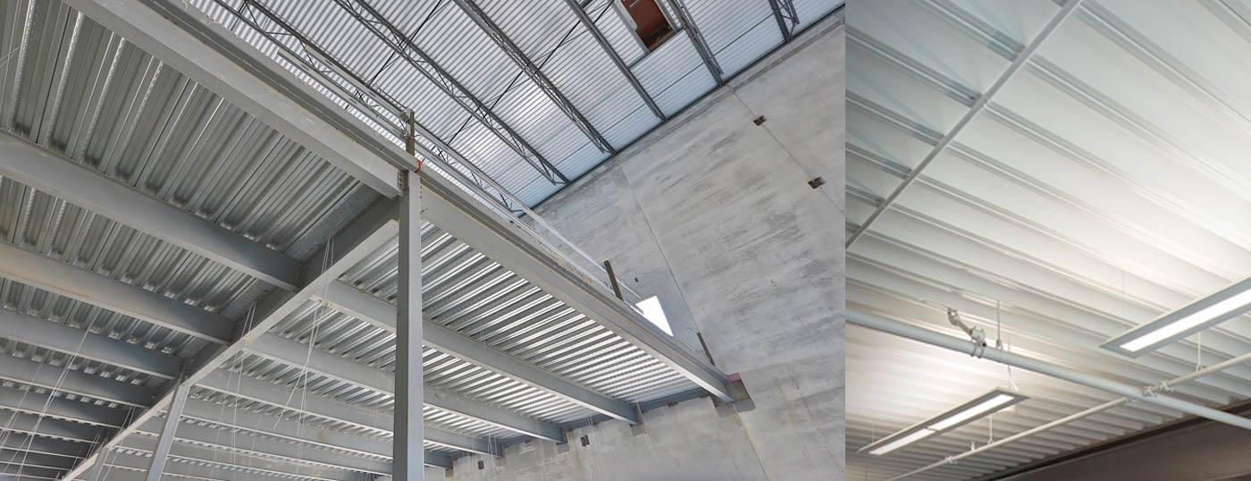 Deep-Dek and Composite Deck