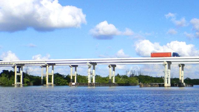 I-75 Caloosahatchee River Bridge