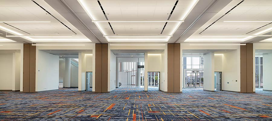 Las Vegas Convention Center West Hall Meeting Room